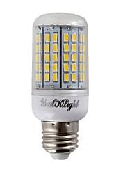 1 kpl YouOKLight E14 / E26/E27 6W 96 SMD 5730 1900 lm Lämmin valkoinen / Kylmä valkoinen T Koristeltu LED-maissilamputAC 220-240 / AC