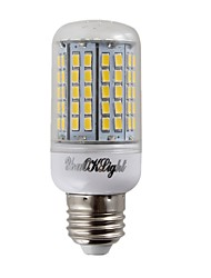 6W E14 / E26/E27 LED лампы типа Корн T 96 SMD 5730 1900 lm Тёплый белый / Холодный белый Декоративная AC 220-240 / AC 110-130 V 1 шт.