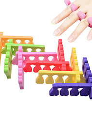 Nail Finger Points of The Fingers of The Fingers of Cotton and More Color Random Delivery