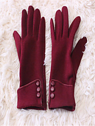 Ride The Winter To Keep Warm Winter For Lady's Hand Touch Gloves