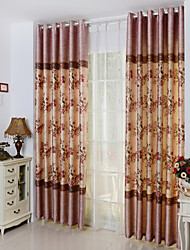 Customized quality thickening shade cloth jacquard window curtain for living room Curtains Drapes