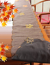 1 Organza Rectangular Table Runners