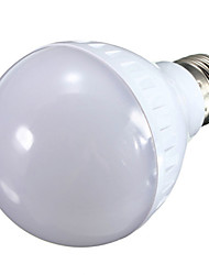 7W E26/E27 LED Kugelbirnen A70 21 SMD 700 lm Warmes Weiß / Kühles Weiß Dekorativ AC 100-240 V 1 Stück