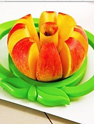 1 pièces Cutter & Slicer For Pour Fruit Acier Inoxydable Haute qualité / Creative Kitchen Gadget