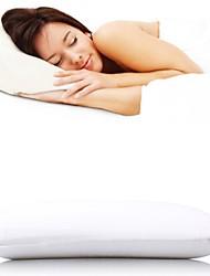 Classic Brands Caress Plush Latex Pillow, 100 Percent Ventilated Latex Foam