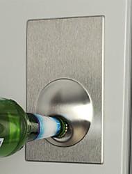 aimant bière facile décapsuleur ouvre-réfrigérateur en inox