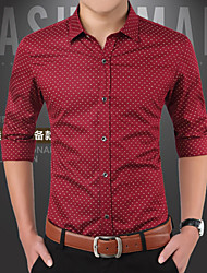 Han edition/business/leisure/man/long sleeve shirts