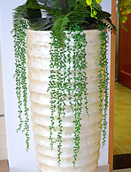 Bracketplant Of Pearl Beads Plastic Plants Artificial Flowers Vine