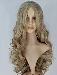 Cinderella Wig Curly Hair Wigs Divides In Disney Cinderella Cosplay Wig