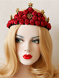 New Fashion Rose Crown Party Hair Hoop
