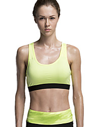 Women's Yoga Tops Wicking / Compression Yoga / Pilates / Fitness / Running