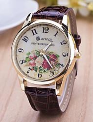 L.WEST Fashion High-end Restoring Ancient Ways Rose Quartz Watch Cool Watches Unique Watches