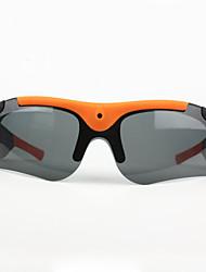 2015 lunettes de soleil HD 1080P cachée de lunettes de soleil de la caméra avec 5 méga-pixels haute résolution de style
