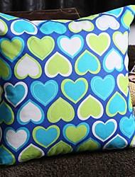 Custom Cotton Canvas Leaning Cushion