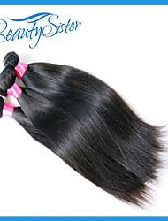 pelo virginal peruano extensión rectas 2 pcs 7a sin procesar virginal peruano pelo liso barato del pelo humano