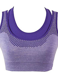 Running Tank / Tops Women's Wearable / Lightweight Materials / Soft / Sweat-wicking / Compression TeryleneYoga / Pilates / Fitness /