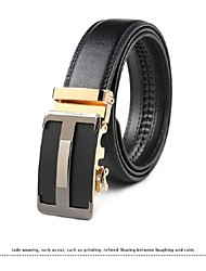 Accessories Belt Leather Black