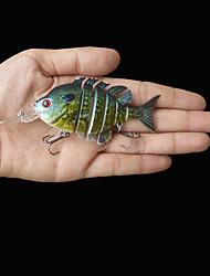 """1 pcs Harte Fischköder / Angelköder Harte Fischköder Gelb 14 g/1/2 Unze,70 mm/2-3/4"""" Zoll,Fester Kunststoff Seefischerei"""