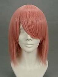 COS Anime Color Wig Long Straight Hair Euramerican Harajuku Hairstyle