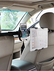 Automotive Interior Decoration Mobile Phone IPad Combo Bracket 360 Degrees Rotating Flat Car Bracket