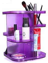 Creative Multi-function 360 ° Cosmetics Storage Shelf