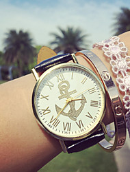 Women's Watch Fashion Rome Anchors Quartz watches Cool Watches Unique Watches