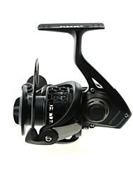 DMK DK3000 Size 12 Bearing Spinning Fishing Reel Gear Ratio 5.2:1 Exchangable Foldable Fresh Water Salt Water
