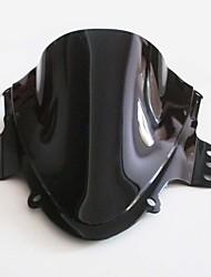 plástico ABS pára-brisas da motocicleta do pára-brisa para GSXR1000 suzuki gsxr 1000 2005 2006