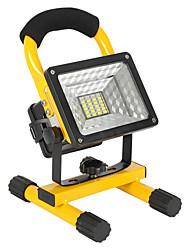 Lanterne e lampade da tenda / Luci LED da palcoscenico / Lampadine LED ( Impermeabili / Emergenza ) - LED 2 Modo 200 Lumens 18650 Cree