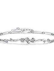 Angel Heart Silver Bracelet Sterling Silver Jewelry