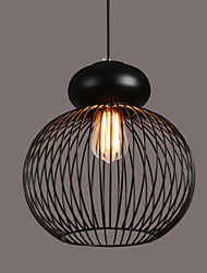 Pendant Lights Mini Style Retro Dining Room / Kitchen / Study Room/Office / Game Room /Garage Metal