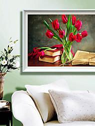 diamante pintando a sala de estar série pintura decorativa rosas acadêmicos diamante pontos de diamantes completa cobertura completa