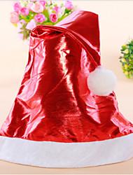 Новогоднее украшение Санта-Клауса шляпу Bling побрякушки