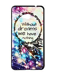 """Для Кейс для Nokia Ультратонкий Кейс для Задняя крышка Кейс для Рисунок """"Ловец снов"""" Твердый PC Nokia Nokia Lumia 640"""