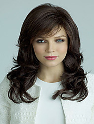 Natural Color Great Quality  Lady Women Charming  Wig Syntheic Wave Wigs