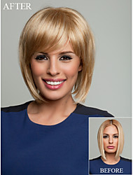 Straight High best r wigs Temperature Fiber Side Bang The Bangs Hairpiece For Women for lady