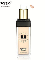 Soffio BB Cream Moisturizing Liquid Foundation Isolated Oil