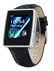 DW6 mtk2502 Bluetooth 4.0 montre intelligente pour IOS Android Phone