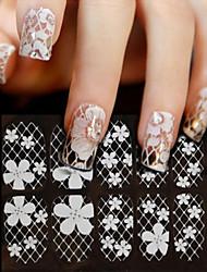 100 - Moules 3D en  acrylique pour ongles - Doigt - en Mariage - 8*6*2