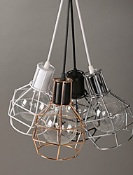Modern Metal Mesh Pendant Light ,Simple Kitchen Pendant Lamps Bar Cafe Hallway Balcony Pendant Lamp