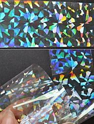 Абстракция - Фольга зачистки ленты - Пальцы рук - 12X5X1 - 4 - Прочее