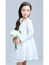Kid's Dress , Cotton /Casual / Cute / Party NewyearKids