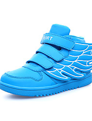 Boys' Shoes Outdoor / Athletic / Casual Fashion Sneakers Blue / White