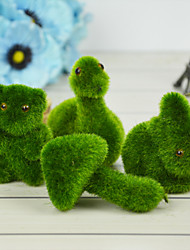 The Simulation Moss Flocking Animals Plastic Plants Artificial Flowers