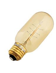 1 pièce YouOKLight E26/E27 40W 13 Tungsten Filament SMD 400 LM Blanc Chaud B edison Vintage Ampoules Globe LED AC 100-240 V