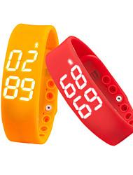 W2 Смарт-браслет / Датчик для отслеживания активностиИзрасходовано калорий / Педометры / будильник / Температурный дисплей / Отслеживание