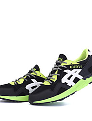 Men's Running Shoes Synthetic Black / Blue / Green / Red