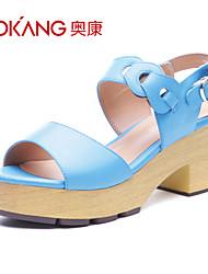 Aokang® Women's Leatherette Sandals - 132825274