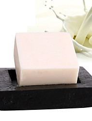 ALL BLUE High Quality Skin Whitening Soap Hot Style Natural Coconut Milk Soaps Facial Soap