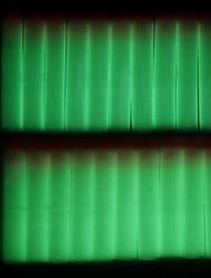 100 pcs 7,2 centímetros brilho no escuro dardos recarga de bala para Nerf N-Strike blasters série de elite arma de brinquedo criança